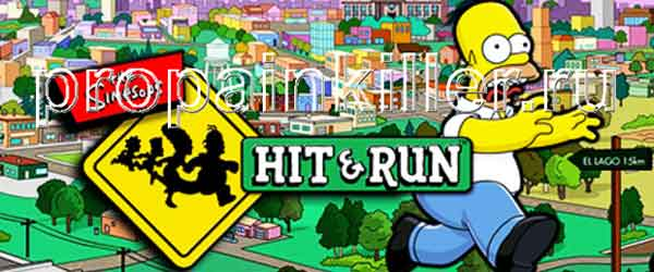 The Simpsons: Hit and Run, или Grand Theft Auto для детей