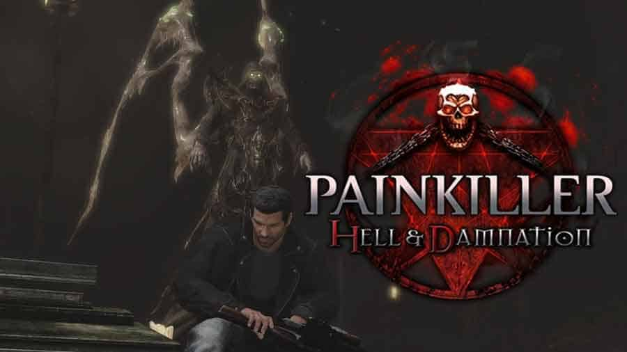 Painkiller Hell and Damnation (Ад и Проклятие)