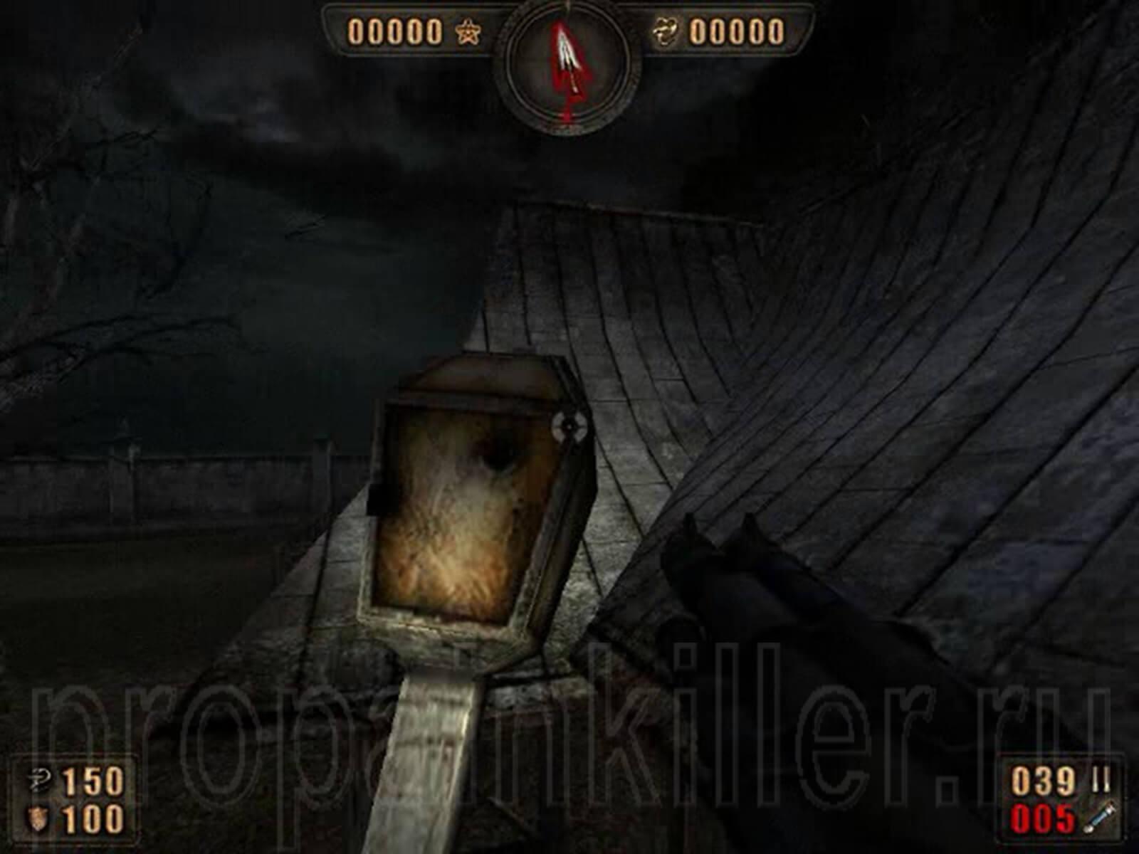 Прохождение игры Painkiller за Пределами Ада